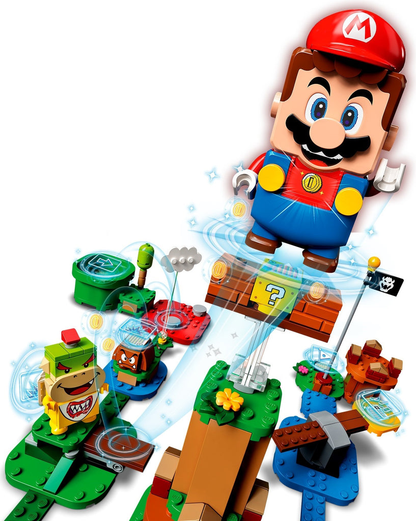 LEGO 71360 Adventures with Mario Starter Course