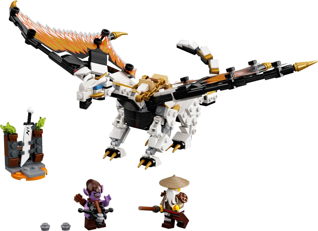 LEGO 71718 Wu's Battle Dragon
