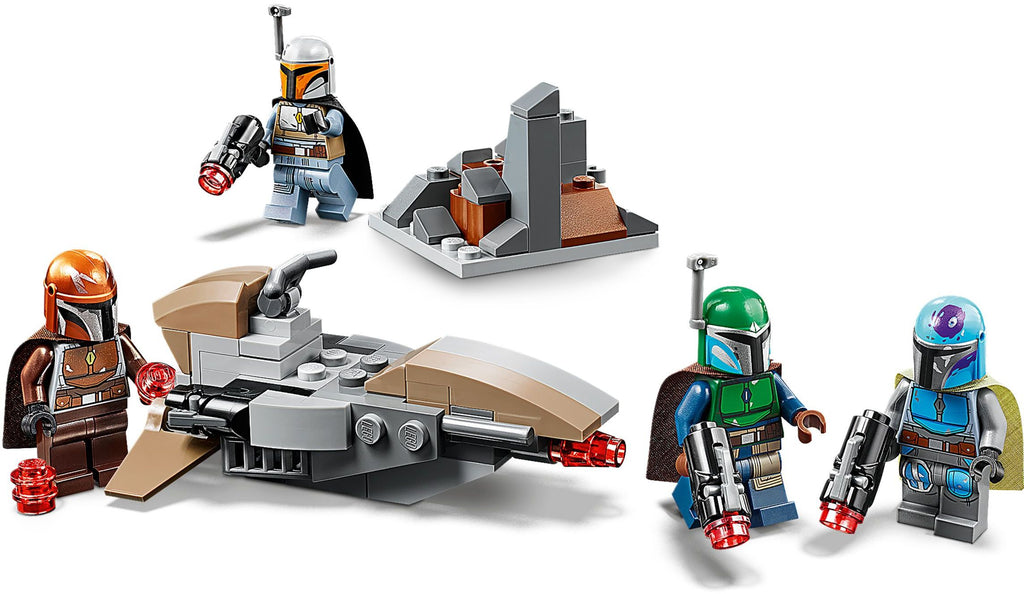 LEGO 75267 Mandalorian Battle Pack