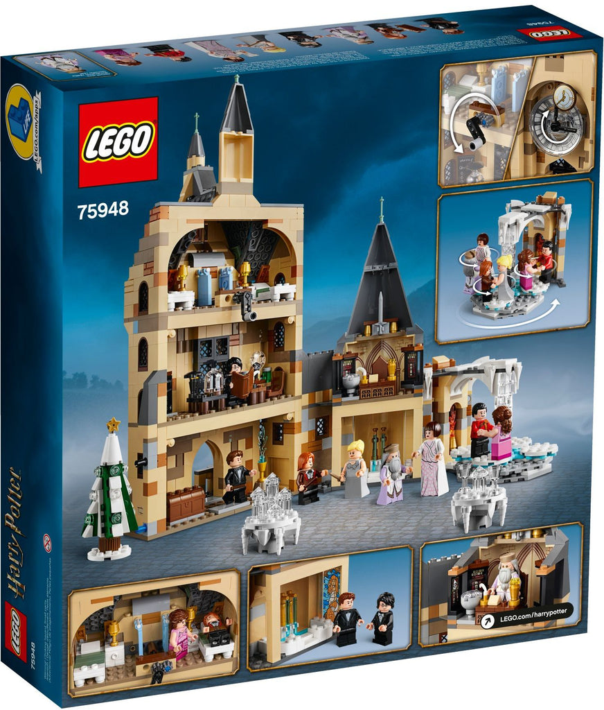 LEGO 75948 Hogwarts Clock Tower