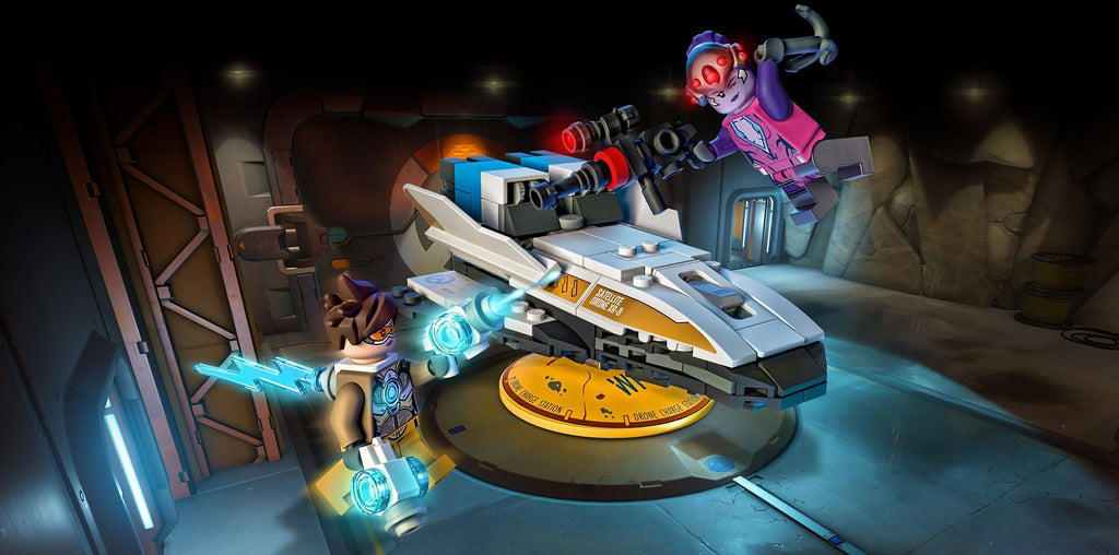 LEGO 75970 Tracer vs. Widowmaker