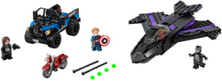 LEGO 76047 Black Panther Pursuit