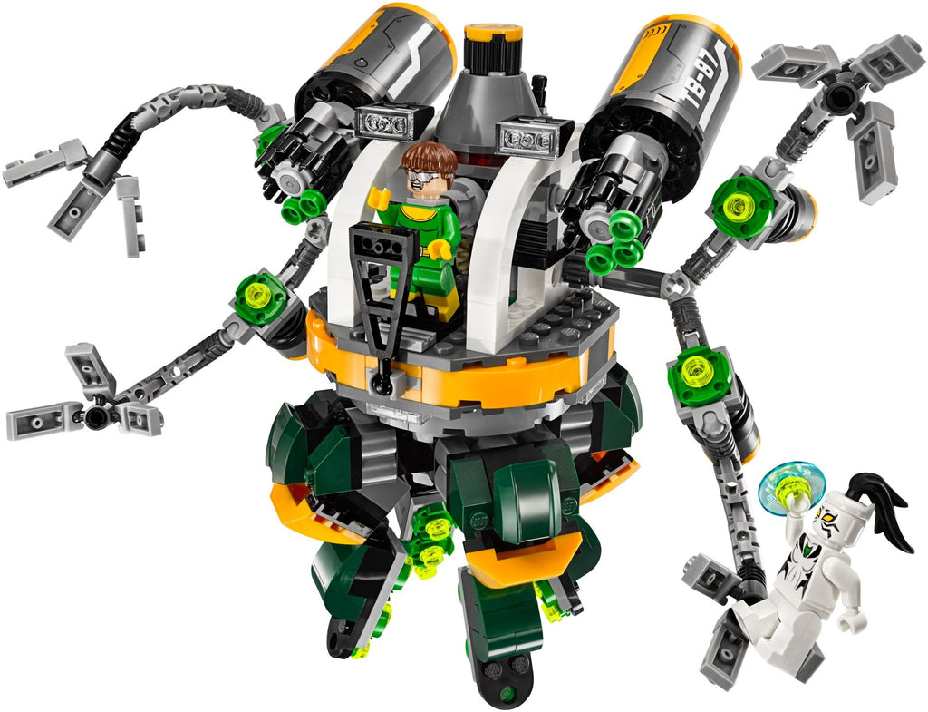 LEGO 76059 Spider Man: Doc Ock's Tentacle Trap
