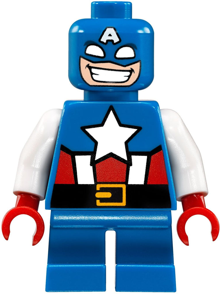 LEGO 76065 Mighty Micros: Captain America vs. Red Skull