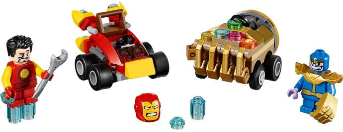 LEGO 76072 Mighty Micros: Iron Man vs Thanos