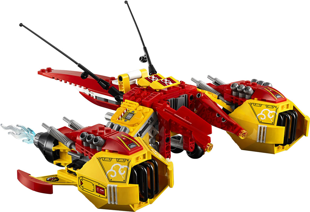 LEGO 80008 Monkie Kid's Cloud Jet