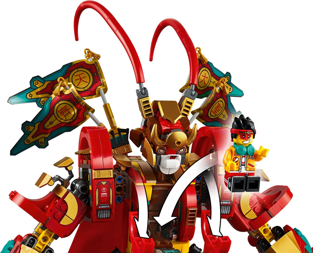 LEGO 80012 Monkey King Warrior Mech