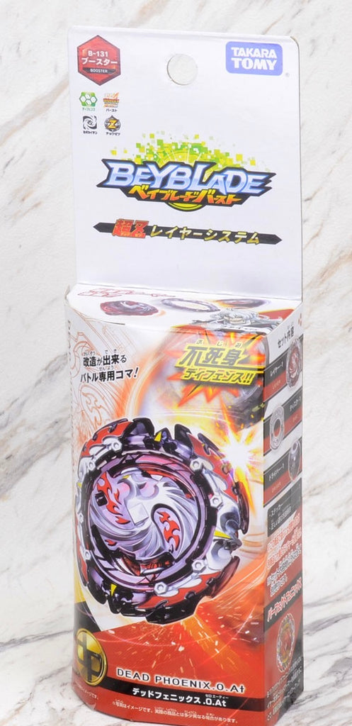 Beyblade Burst B-131 Booster Dead Phoenix.0.At