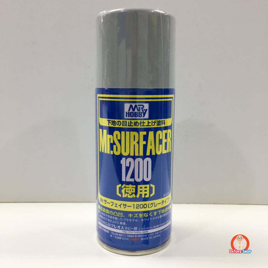 B515 Mr Hobby Mr Sufacer 1200 Gray (Spray 170ml)