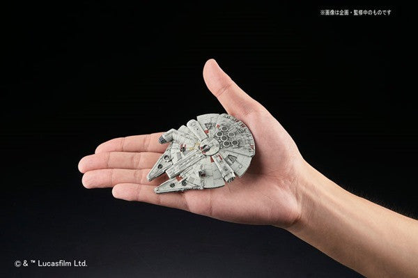 Bandai Star Wars Vehicle Model series - 006 Millennium Falcon