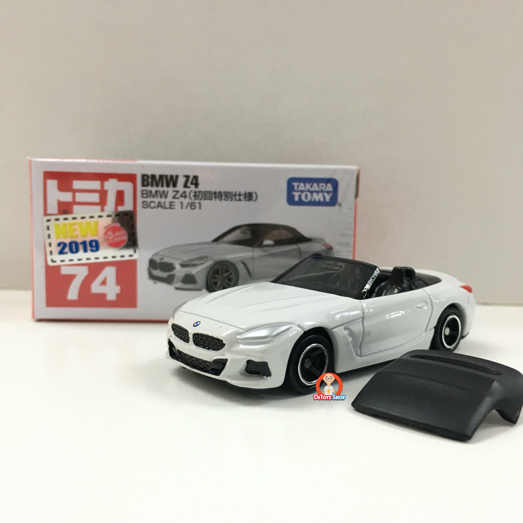 Tomica #074 BMW Z4 (Initial Release)