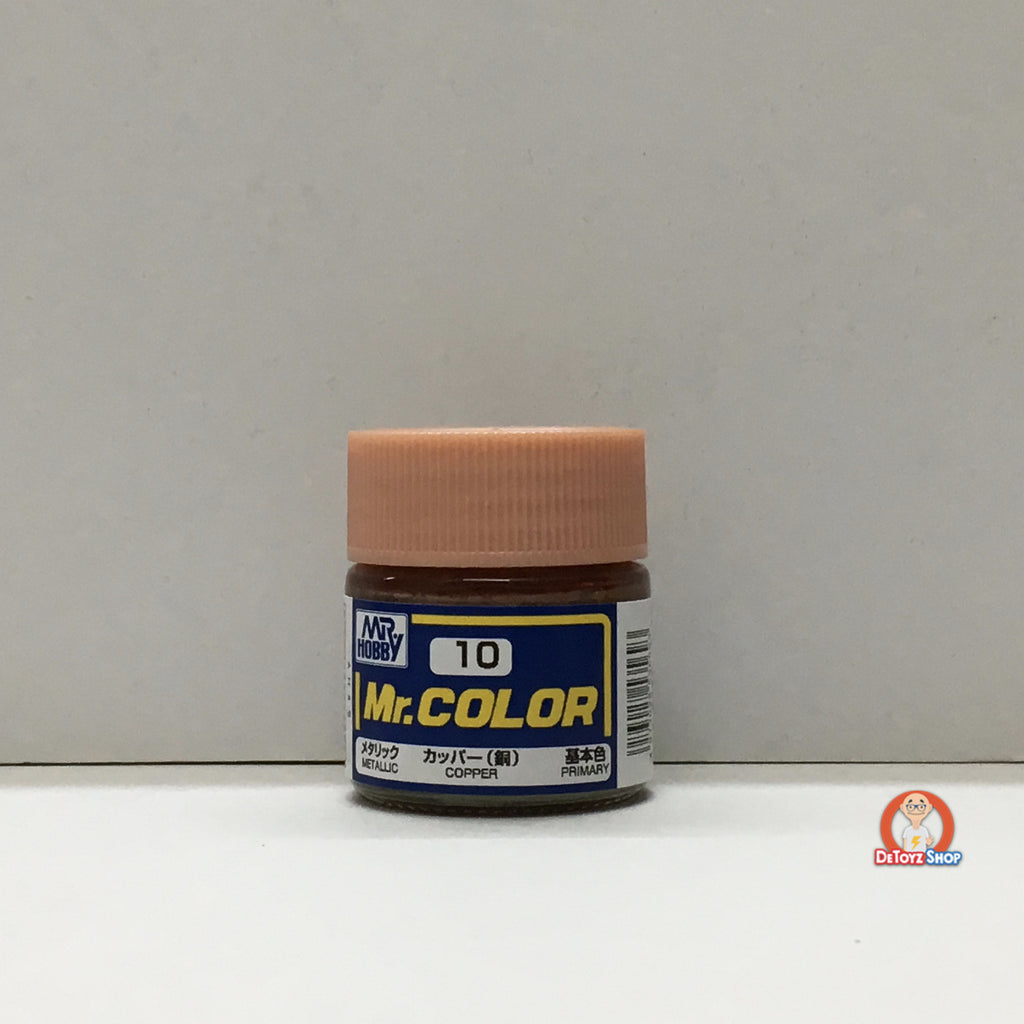 Mr Color C-10 Copper Gloss Primary (10ml)