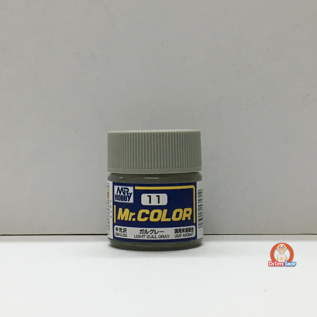Mr Color C-11 Light Gull Gray