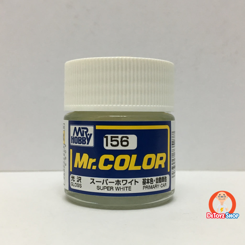Mr Color C-156 Super White Gloss Primary (10ml)