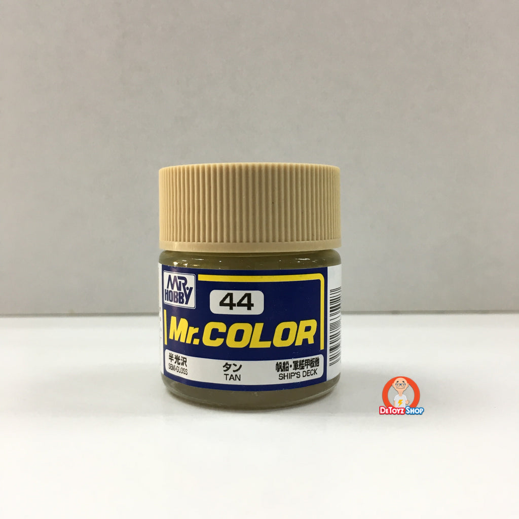 Mr Color C-44 Tan Semi-Gloss Primary (10ml)