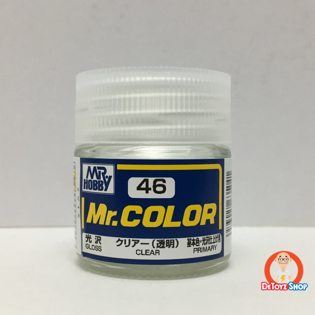 Mr Color C-46 Clear Gloss Primary (10ml)