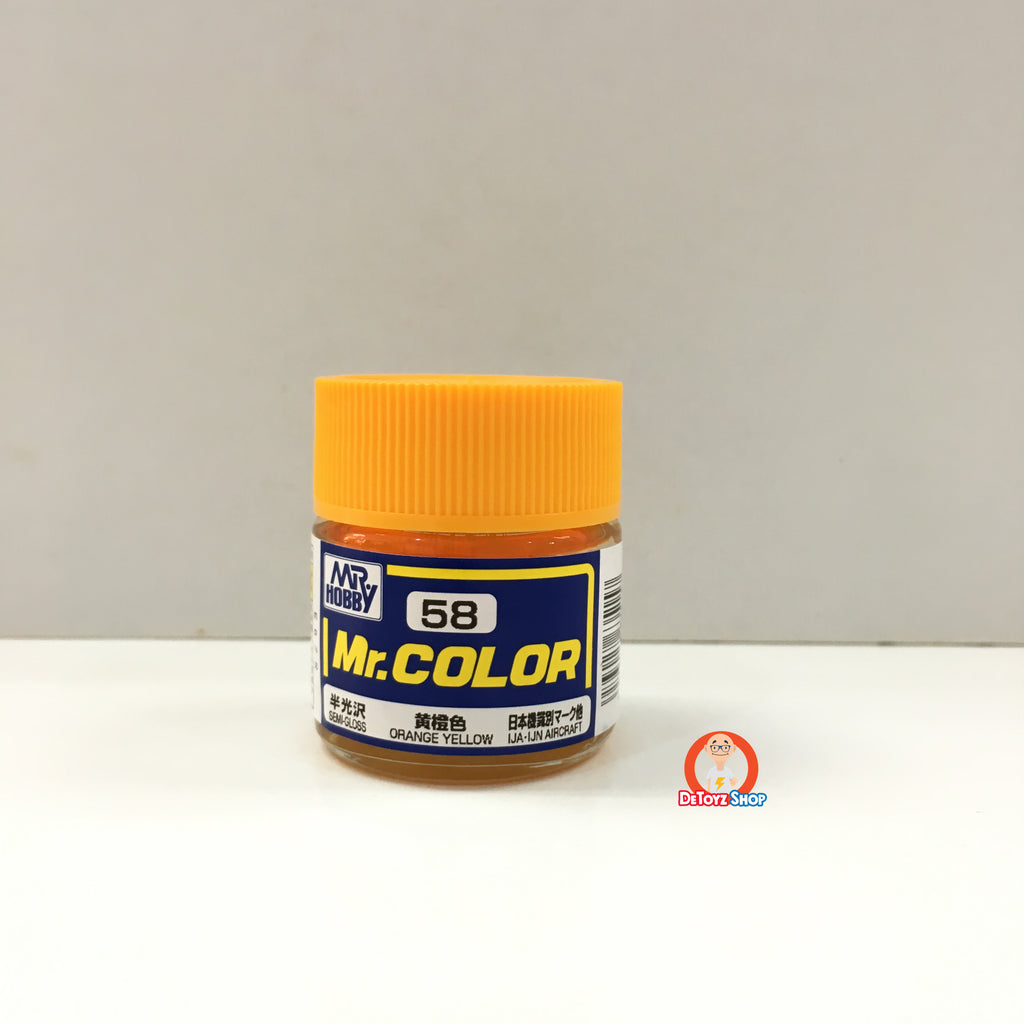 Mr Color C-58 Orange Yellow (10ml)