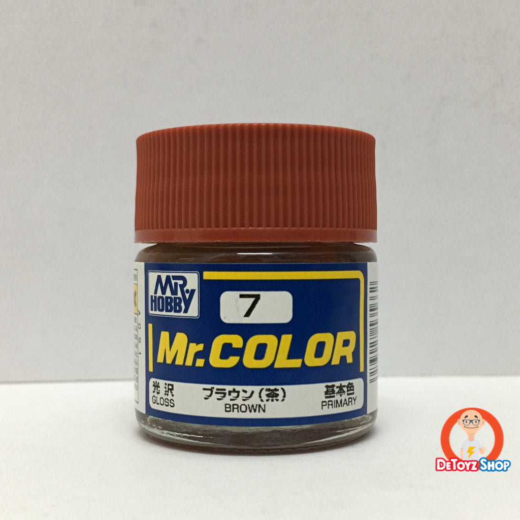 Mr Color C-7 Brown Gloss Primary