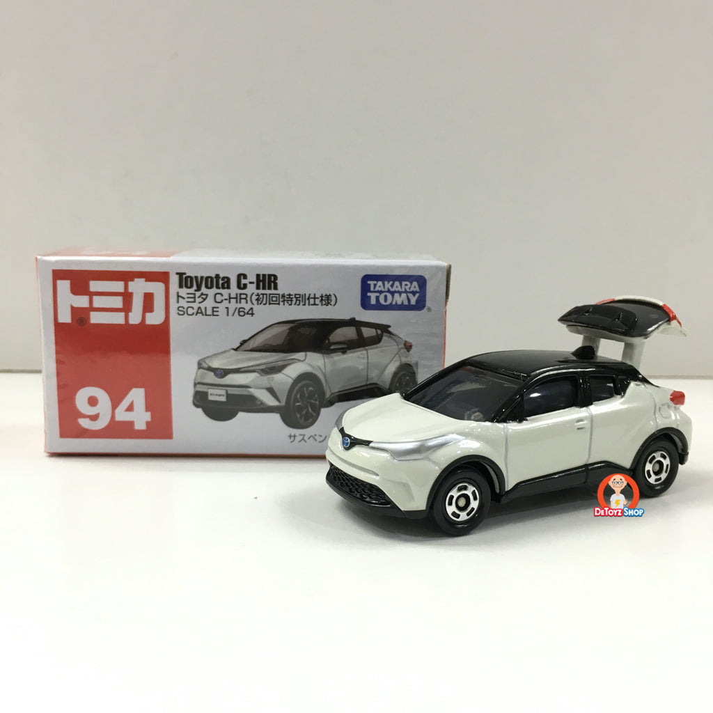 Tomica #094 Toyota C-HR (Initial Release)