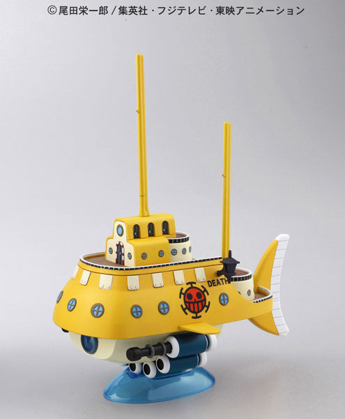 OPGSC Trafalgar Law's Submarine