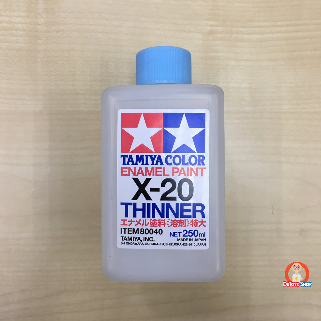 X-20 Tamiya Enamel Thinner (250ml)