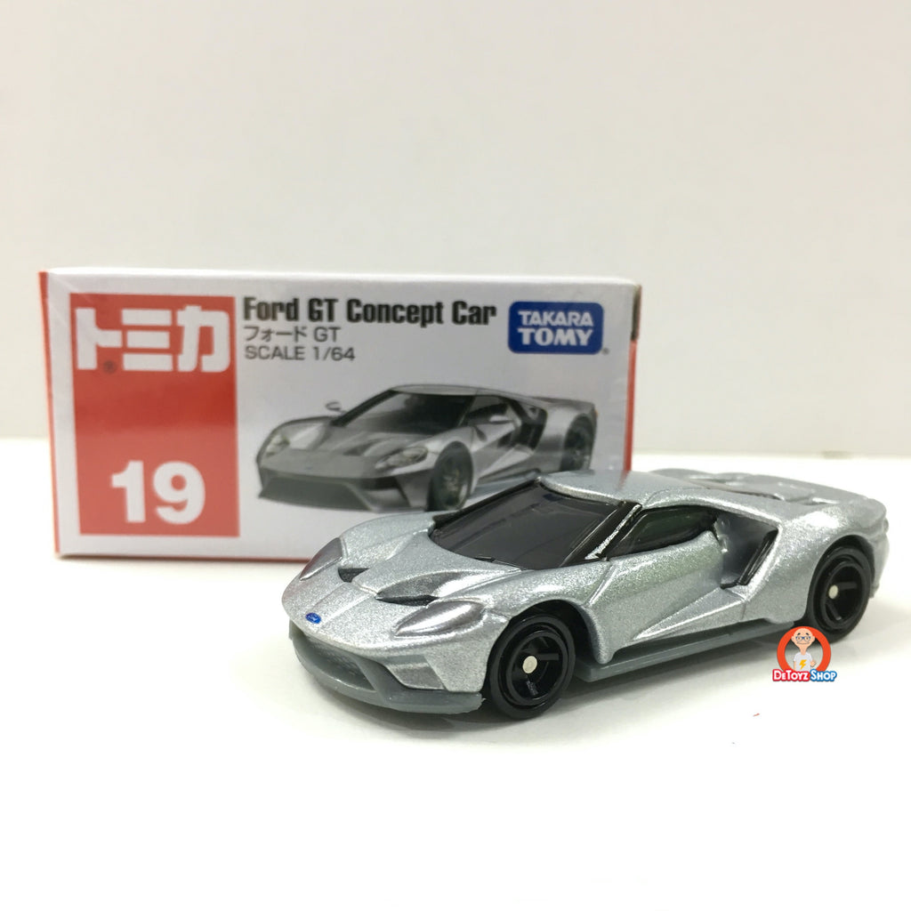 Tomica #19 Ford GT Concept Car