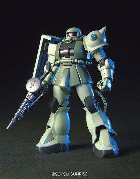 HGUC MS-06 Zaku II Mass Production Type