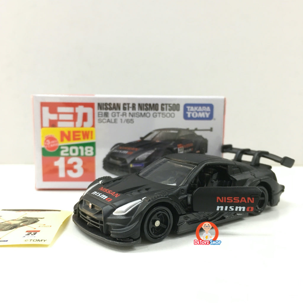 Tomica #013 Nissan GT-R Nismo GT500