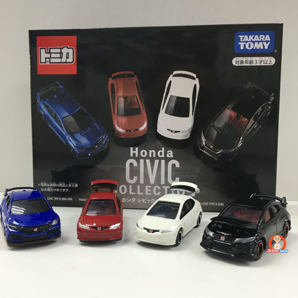 Tomica Honda Civic Collection (Asia Exclusive set)