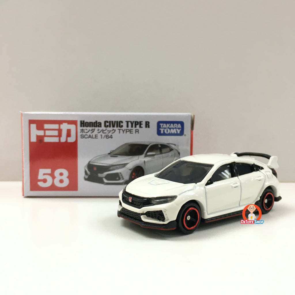 Tomica #58 Honda Civic Type R