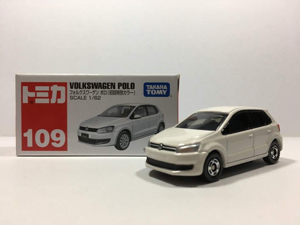 Tomica #109 Volkswagen Polo