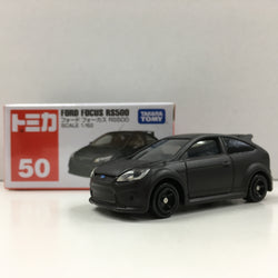 Tomica #50 Ford Focus RS500