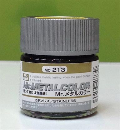 Mr Metal Color MC-213 Stainless (10ml)