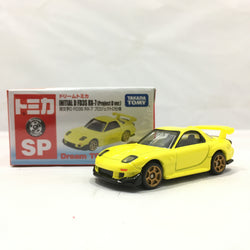 Tomica Dream SP Initial D FD3S RX-7