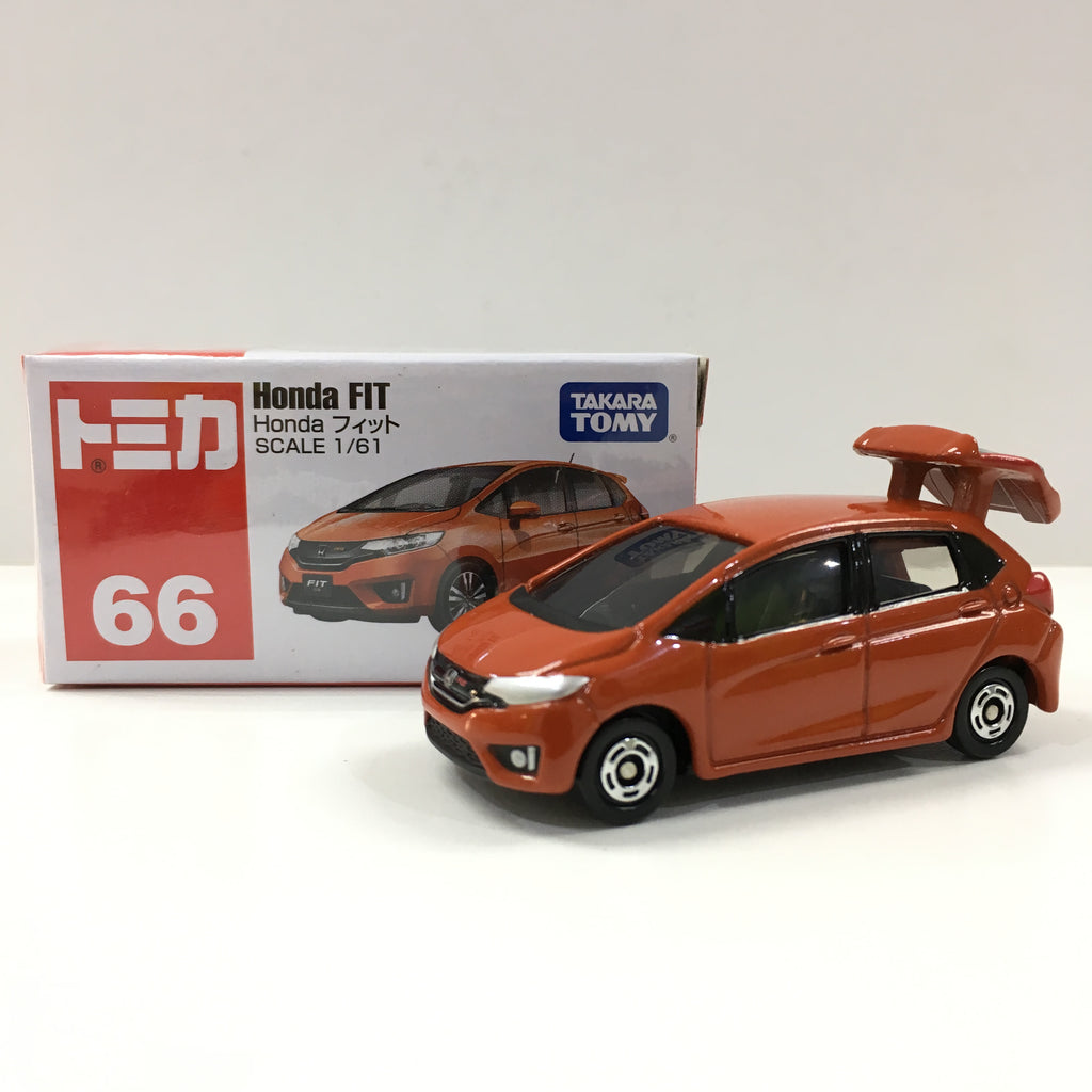 Tomica #66 Honda FIT