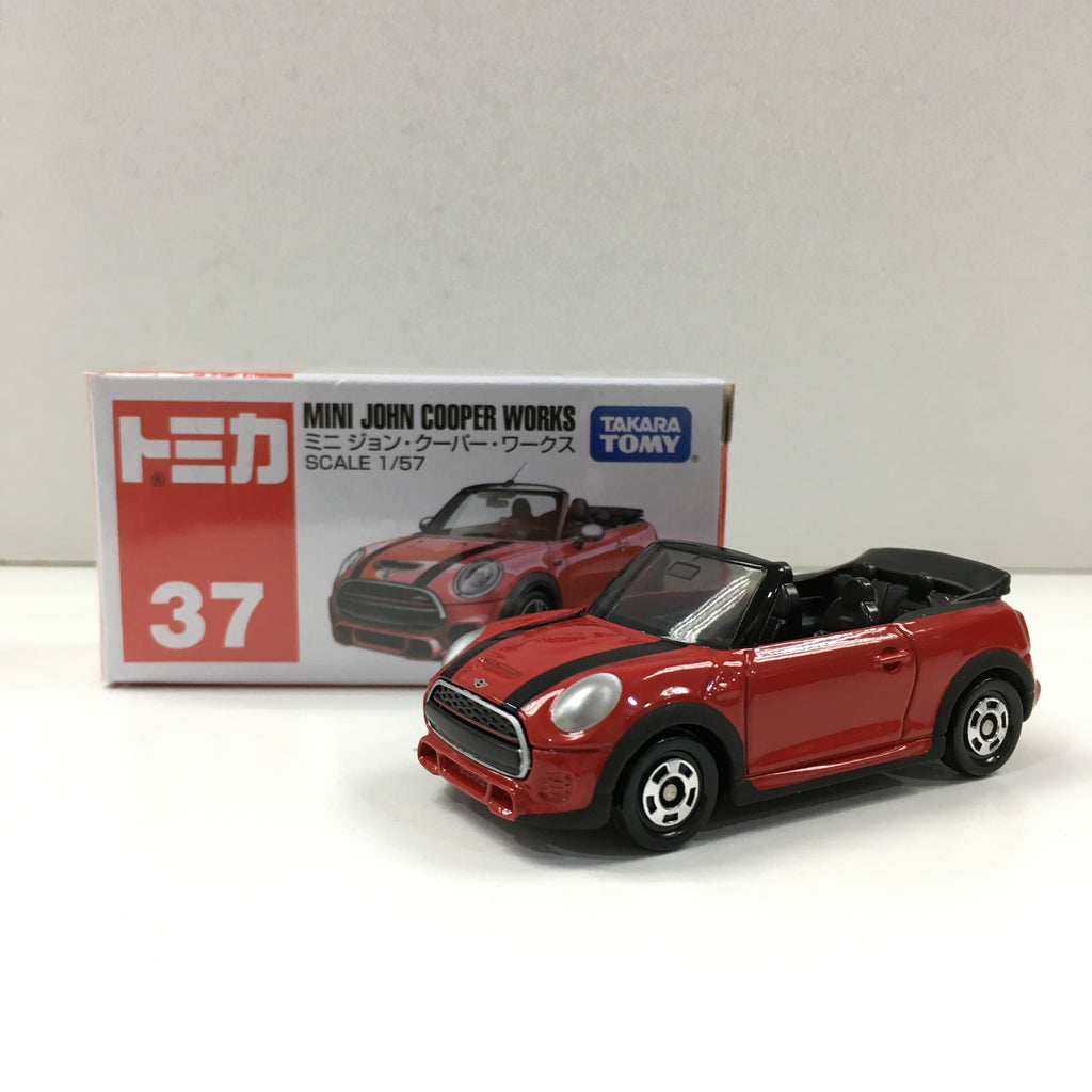 Tomica #037 Mini John Cooper Works