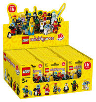 LEGO 71013 Minifigures Series 16 Complete box (60bags)