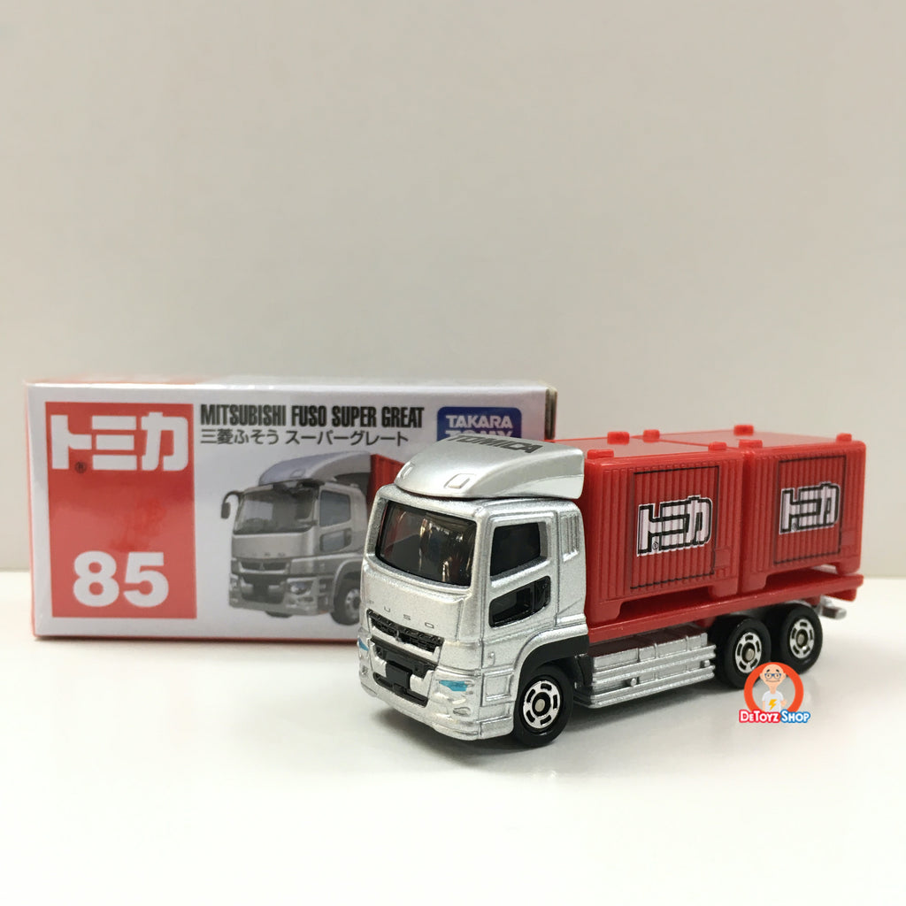 Tomica #85 Mitsubishi Fuso Super Great
