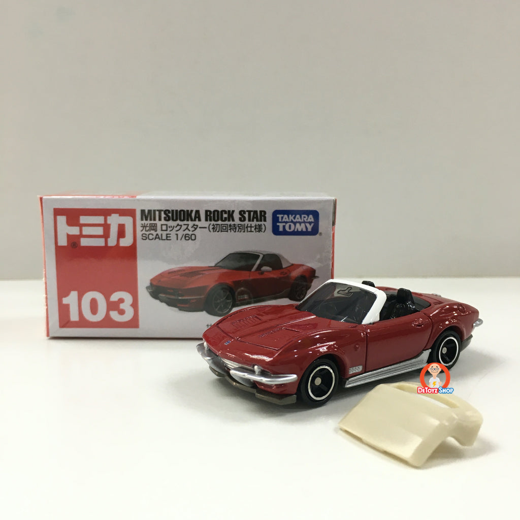 Tomica #103 Mitsuoka Rock Star (Initial Release)