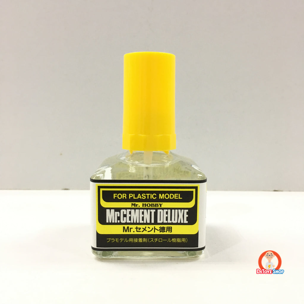 Mr Hobby Mr Cement Deluxe (40ml)