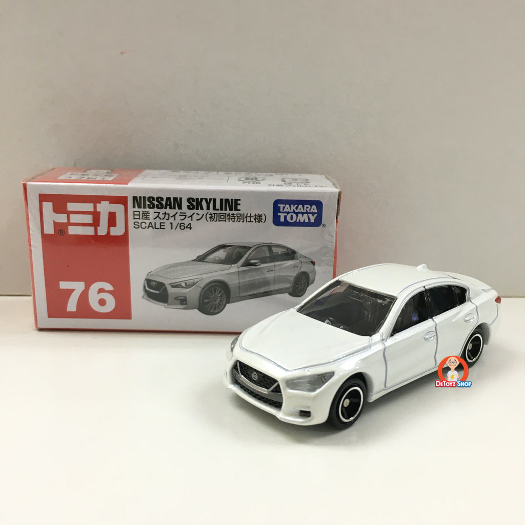Tomica #76 Nissan Skyline (Initial Release)