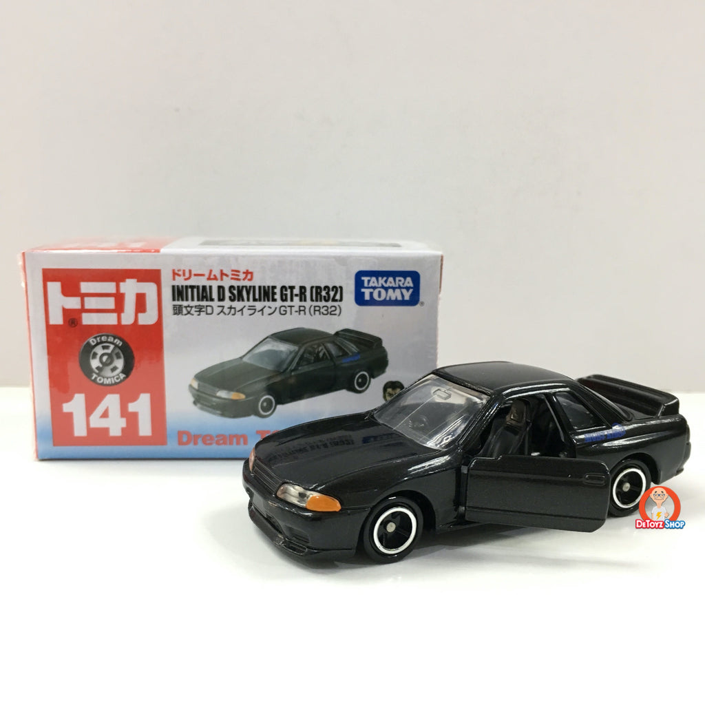 Dream Tomica Initial D Skyline GT-R [R32]