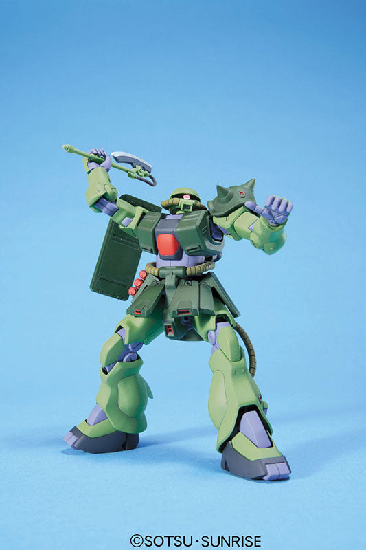HGUC MS-06FZ Zaku II Custom
