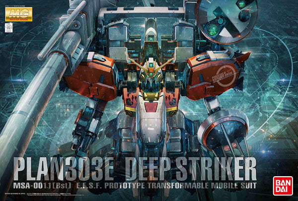 MG 1/100 Plan 303E Deep Striker