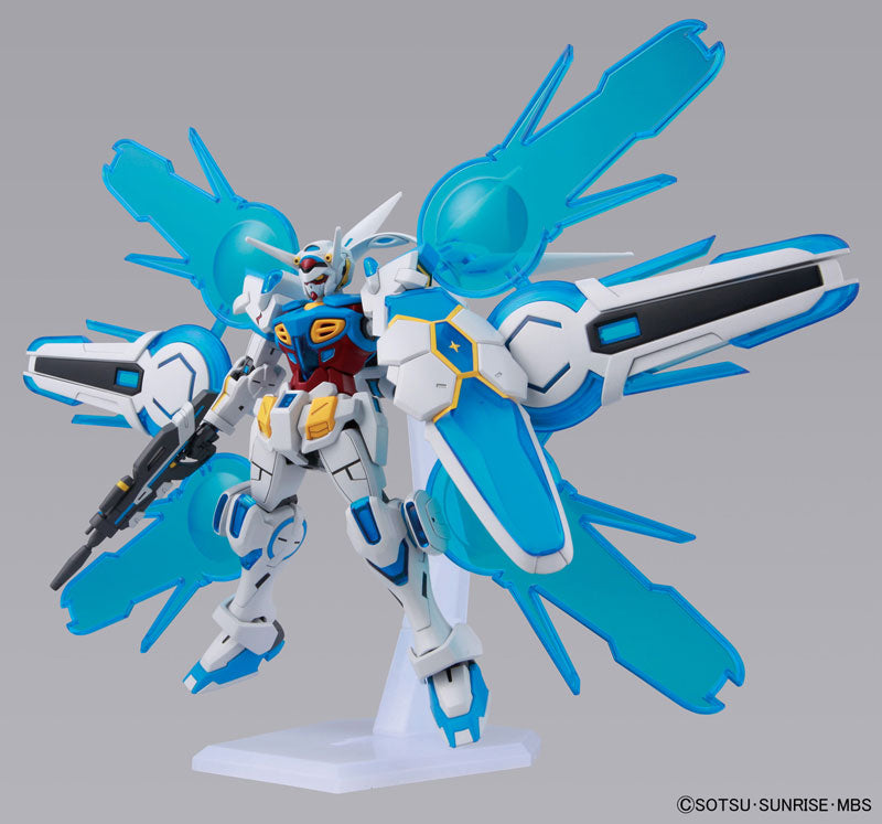 HG Gundam G-Self (Perfect Pack Equipped)