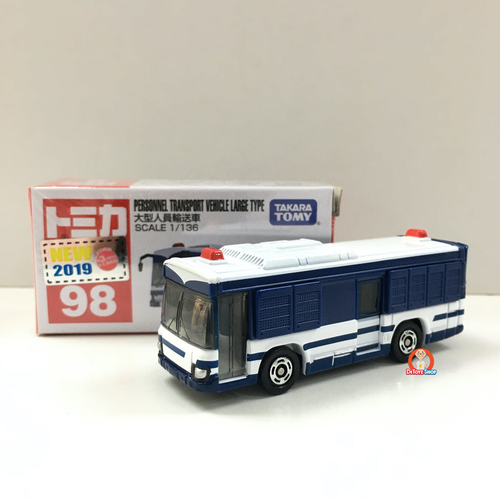 Tomica #098 Personnel Transport Vehicle Large Type