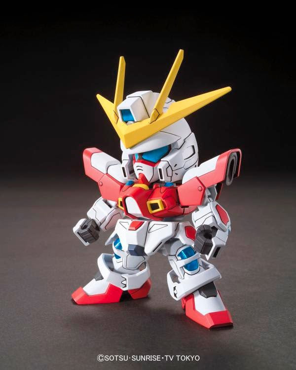BB396 Build Burning Gundam