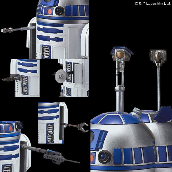 Bandai SW 1/12 BB-8 & R2-D2 set