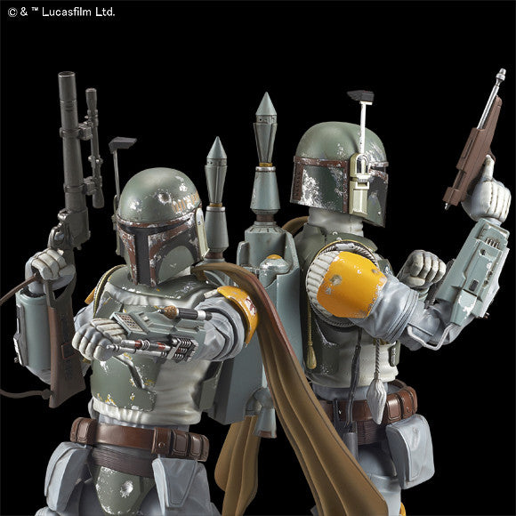 Bandai Star Wars Kit 1/12 Boba Fett