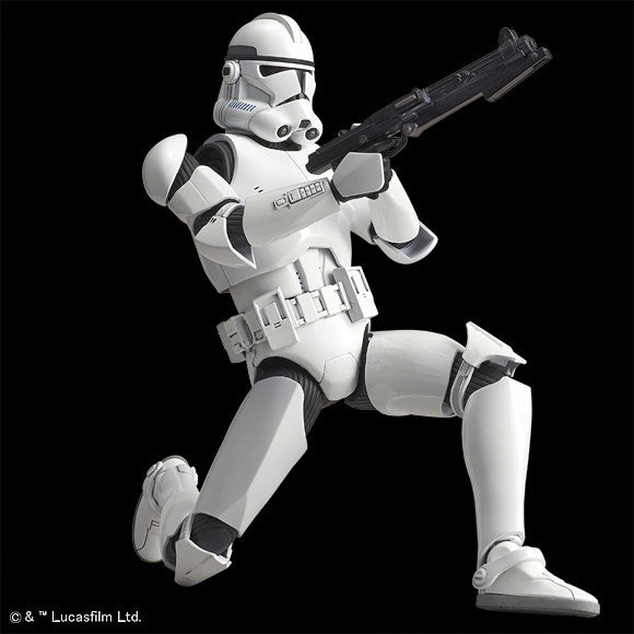 Bandai Star Wars kit 1/12 Clone Trooper
